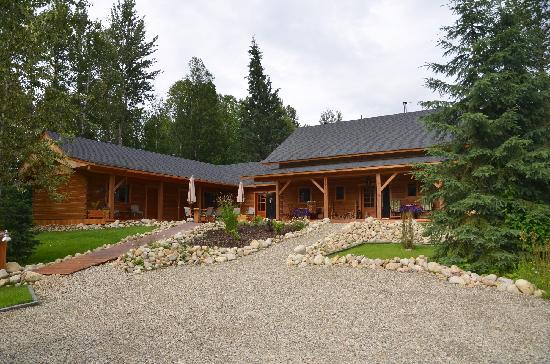Moul Creek Lodge B & B: Moul Creek Lodge