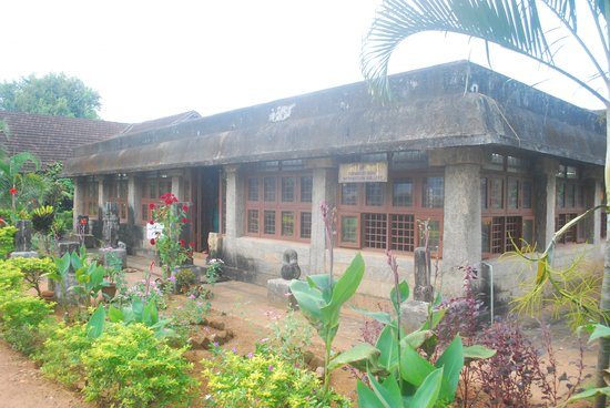 Palakkad, Ινδία: Information centre and Mini Museum .