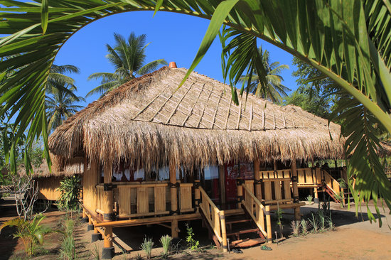 Rinjani Beach Eco Resort: bungalow