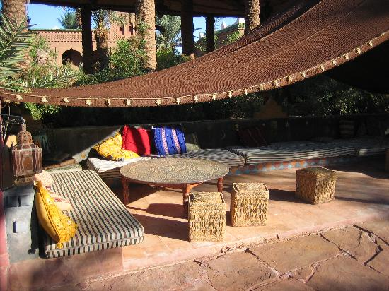 Chez le Pacha: The Berber tent