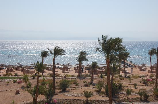 Sofitel Taba Heights: View from our balcony