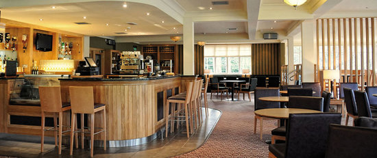 Pitlochry, UK: Inside of The Clubhouse Bar & Restaurant
