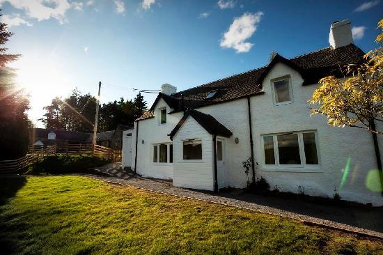 Pitlochry Golf Club: Drumchorry Cottage on Pitlochry Golf Estate
