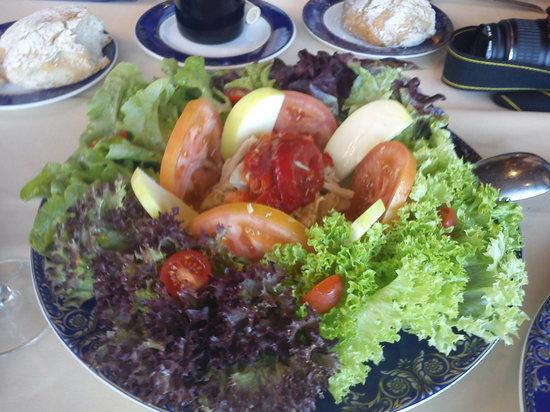 Sidreria Restaurante Casa Mendez: ENSALADA CASA MENDEZ