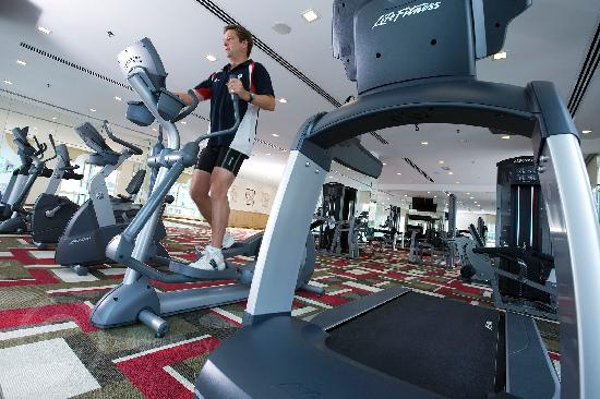 Fraser Place Kuala Lumpur: PUMP-Our modern sky gym on the 18th floor