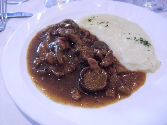 Restaurant Corb Mari: rest. corb mari