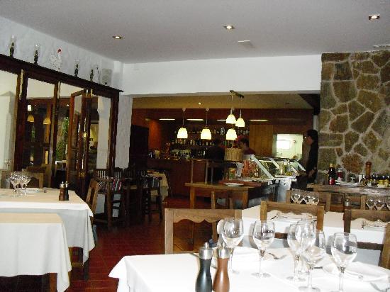 Restaurant Corb Mari: corb mari