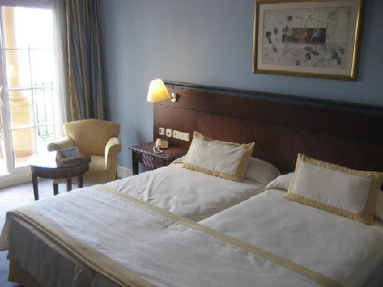 Iberostar Malaga Playa: Doppelzimmer Economy