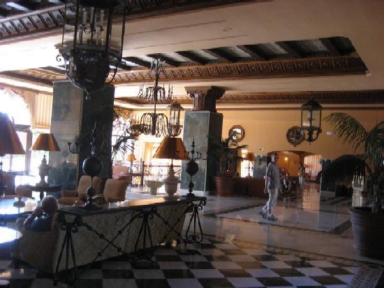 Iberostar Malaga Playa: Lobby