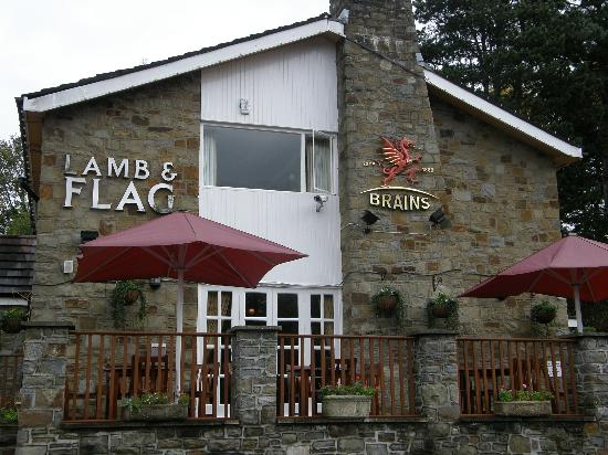The Lamb & Flag Inn