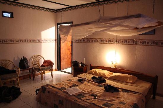 Momella Wildlife Lodge: Zimmer im Bungalow
