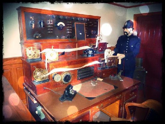 Toronto Police Museum: Historische Polizeiarbeit