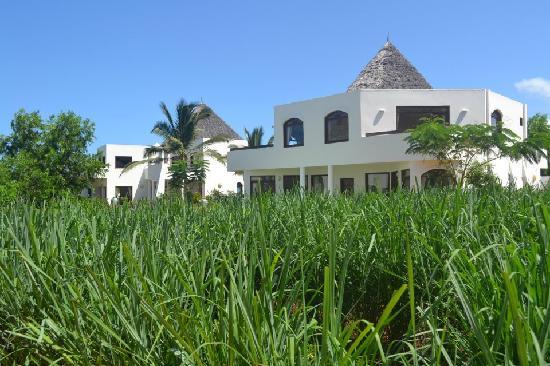 Essque Zalu Zanzibar: The villas