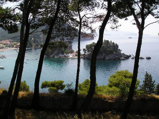 Hotel Sol Parga: View from Parga castle