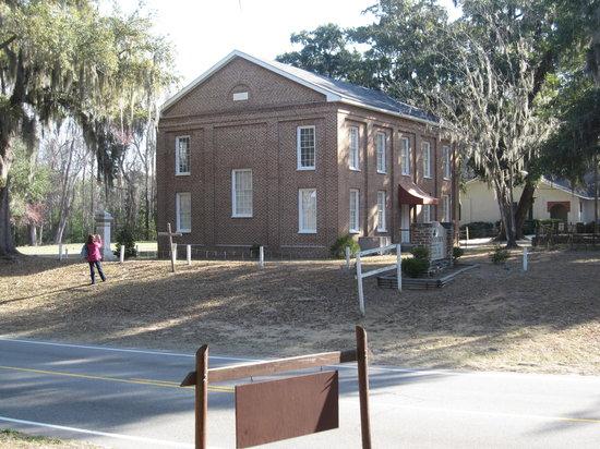 Saint Helena Island, Carolina del Sur: Penn School was started in the Brick Church building in 1862.