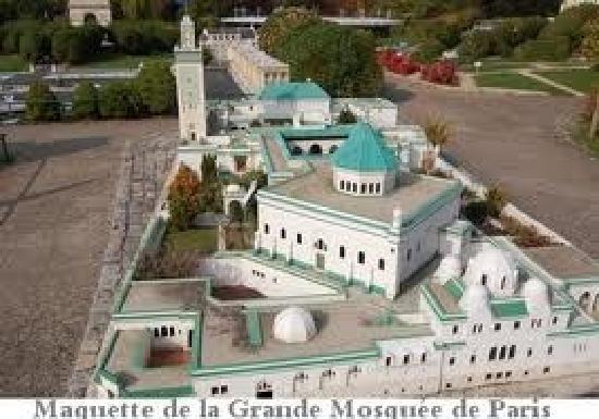 La Mosquee : grande mosquée de paris