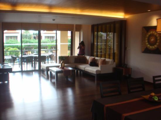 Movenpick Resort Bangtao Beach Phuket: huge spacious hall