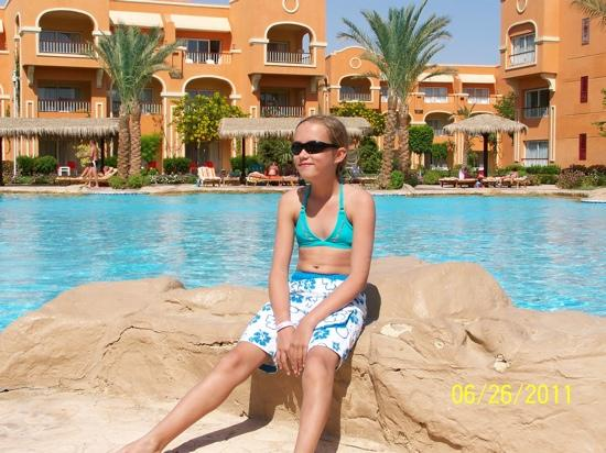 Caribbean World Resorts Soma Bay: i so know like that i'm like so much like cooler than my dad like!