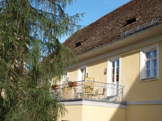 JUFA Hotel Seckau : JuFa Seckau - unser Balkon