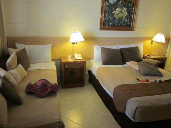 Patio Pacific Boracay Beds