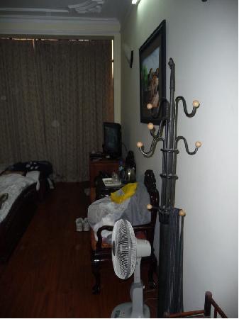 Prince Hotel: chambre 201