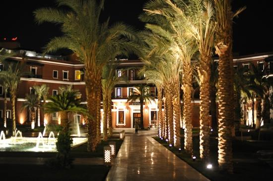 Lentree De Lhotel Picture Of Sofitel Legend Old Cataract Aswan