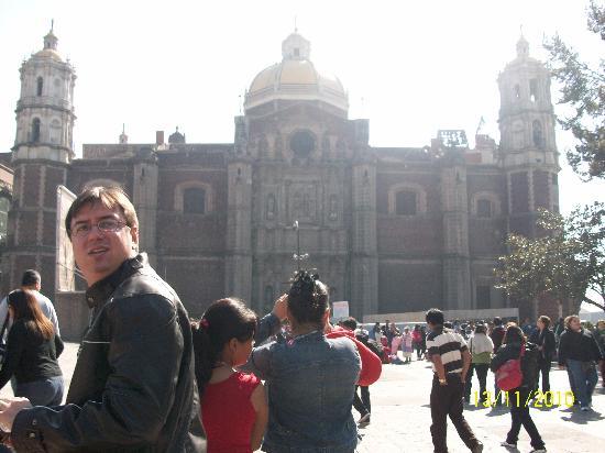 Basilica de Santa Maria de Guadalupe: Vista