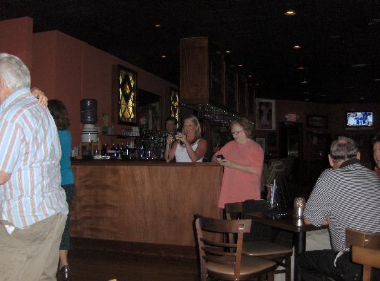 Pandora's Steak House: The lounge