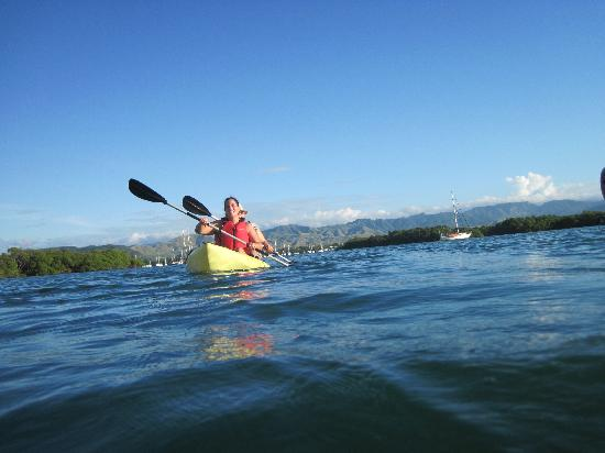 Eco Journeys  Tour: Kayaking fun!