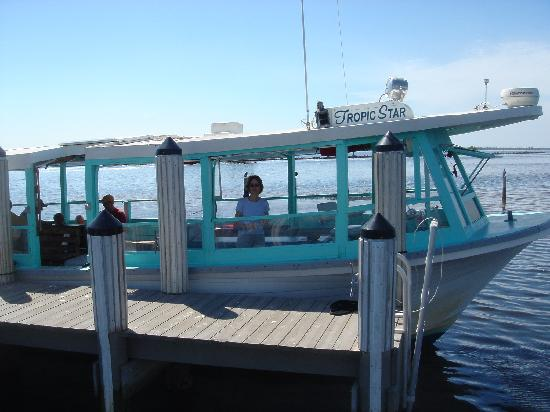 Cayo Costa State Park: Ferry Boat