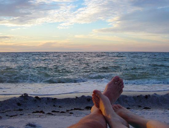 Cayo Costa State Park: End of Day