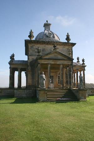 Castle Howard: Temple of the Four Winds