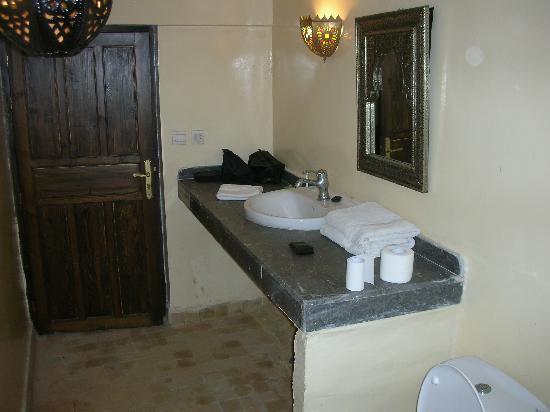 Dar Golden : salle de bains