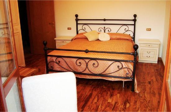 """""""Le Monachette"""" B&B: Le camere da letto"""