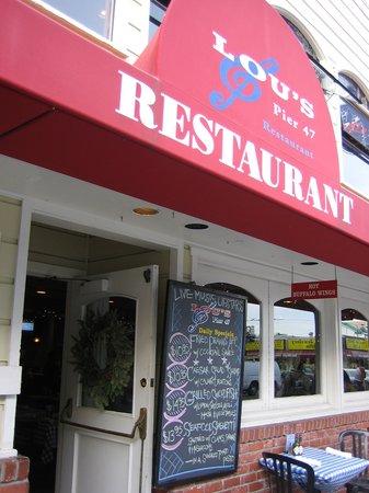 Lou's Pier 47 Restaurant
