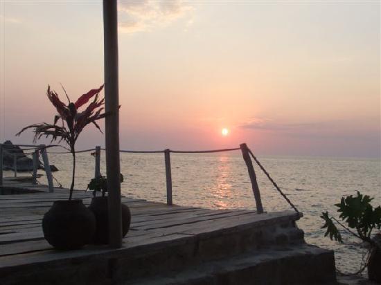 Kaya Mawa: awesome sunsets