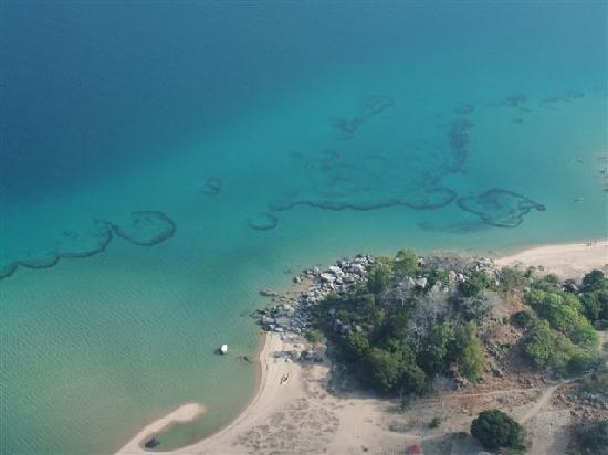 Kaya Mawa: Aerial picture