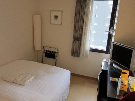 Doulos Hotel: Room