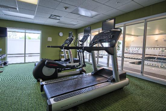 Fairfield Inn & Suites Huntingdon Route 22/Raystown Lake: Fitness Center On Site