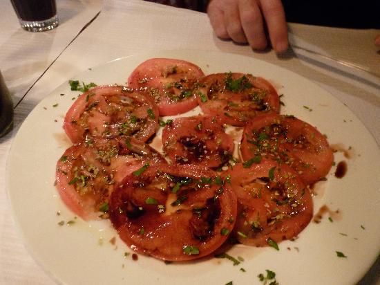 Cantina Baldracca: Tomato Salad