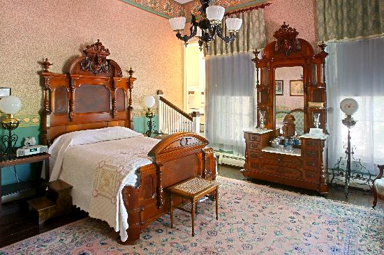 Mainstay Inn and Cottage: Cardinal Gibbons Room Located in the Main House