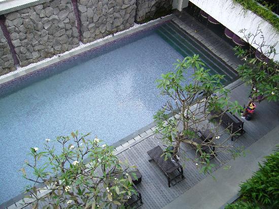 Berry Hotel: Hotel Pool