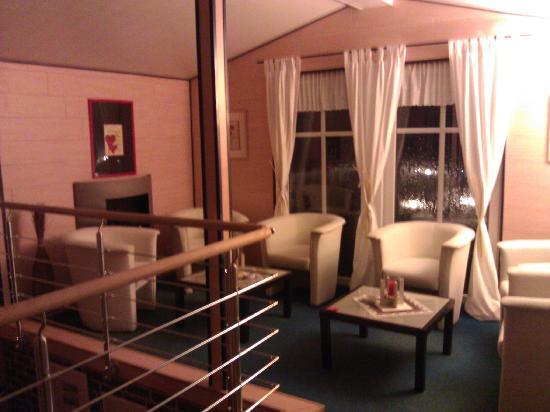 Hotel Schluister Park : Raucherbereich