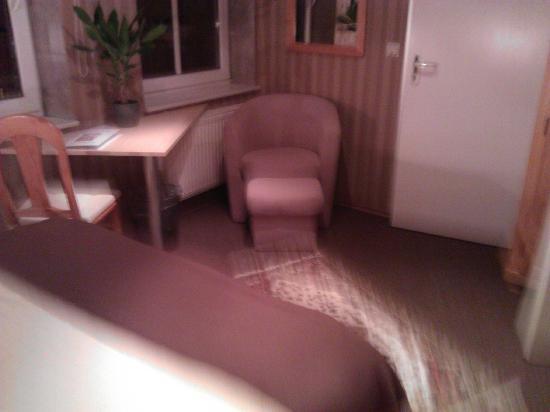 Hotel Schluister Park : Sitzecke