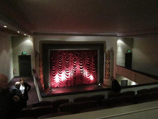 Tyneside Cinema : View from Circle