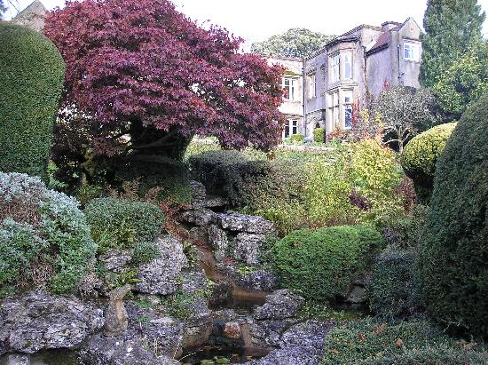 Graythwaite Manor Hotel: Magnificent gardens