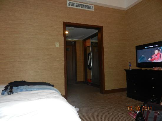 Comfort Inn & Suites: room