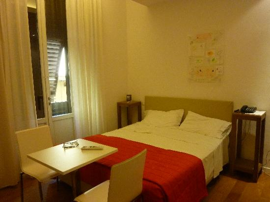Relais Modern : our bedroom