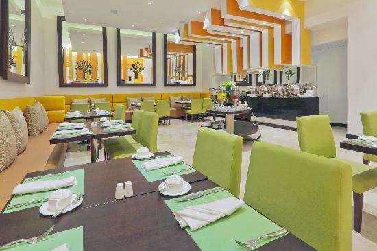 Holiday Inn Bogota Airport : Fine Dining Restaurant