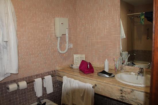 Balneario Laias Caldaria: baño